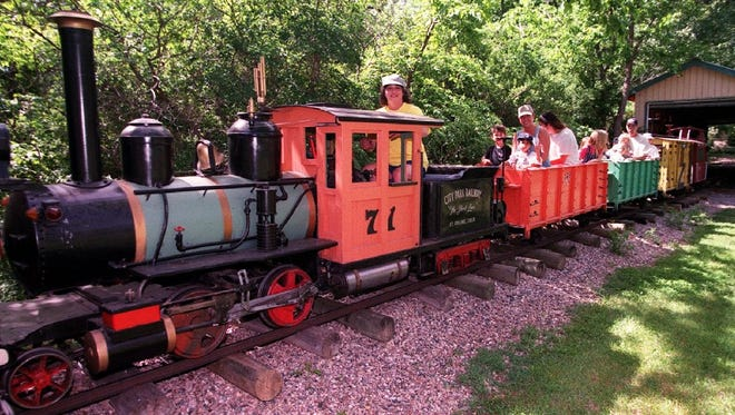 The Fort Collins Lions Club has pledged to raise more than $100,000 to revive the City Park Railway, which hasn't run since 2010.