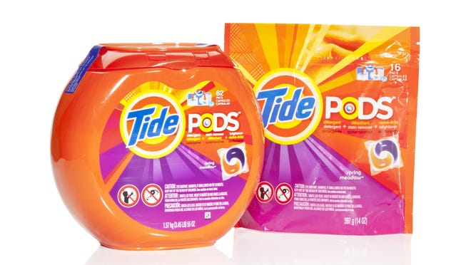 Procter & Gamble announced Tuesday it will add a bitter taste to the outside of it Tide Pods and Gain Flings in North America to make them safer.
