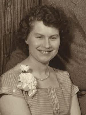Betty J. Scott Young had never left Owego until she took a train to Texas and married her first husband.