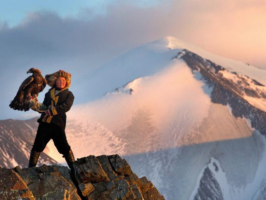 """The Eagle Huntress"" will be shown Sunday at Glimmerglass"