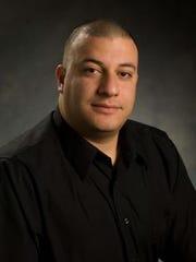 MSU Prof. Nizar Lajnef will install sensors to monitor stress on the Mackinac Bridge.