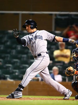 Former Mississippi State outfielder Hunter Renfroe is scheduled to report to his second spring training with the San Diego Padres.