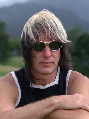 Credit: TR-i.com (cq/dl). Caption: Musician Todd Rundgren (cq/dl) will perform Sunday, Jan. 20, 2008, at the Music Mill.  GENERAL INFORMATION: <b>08/29/2010 - G05 - MAIN - 1ST - THE INDIANAPOLIS STAR</b><br />Todd Rundgren will teach at IU.