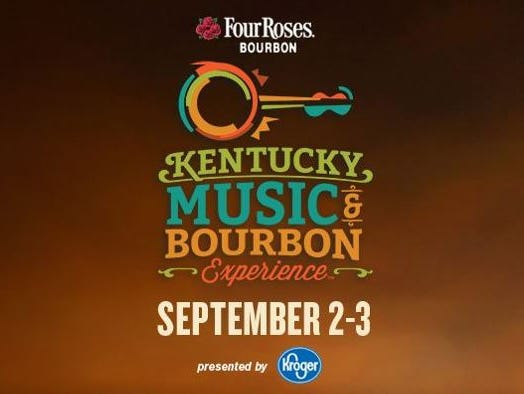 Win a four pack of tickets to the Music & Bourbon Experience. Enter 8/10-8/24