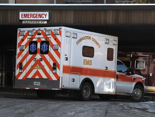 COS EMS file photo