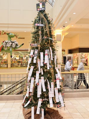 The Salvation Army Tree