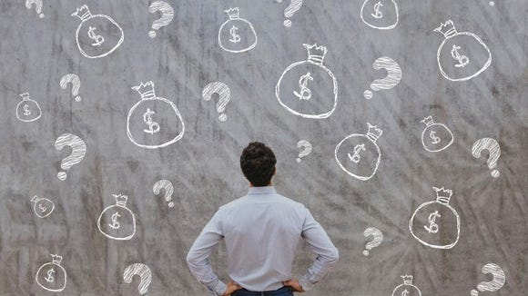 Confused and stressed about money? These action steps can bring you some peace of mind.