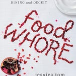 Pleasantville's Jessica Tom, author of Food Whore: A Tale of Deceit and Dining, is photographed at Chappaqua Library Theatre, Feb. 26, 2016.