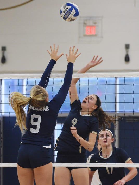 Volleyball, Lourdes v. John Jay