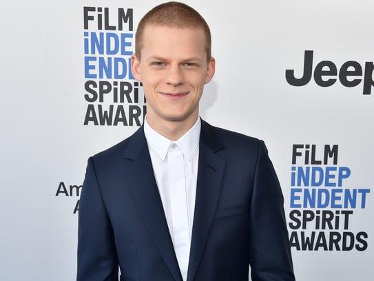 Lucas Hedges attends the 2017 Film Independent Spirit
