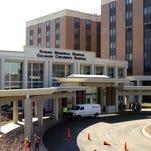 Strong Memorial Hospital and the University of Rochester Medical Center's Golisano Children's Hospital at Strong. Strong Memorial Hospital and University of Rochester Medical Center's Golisano Children's Hospital at Strong.