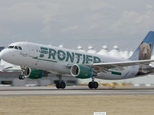 Rapidly growing Frontier Airlines is expanding to Newark, New Jersey