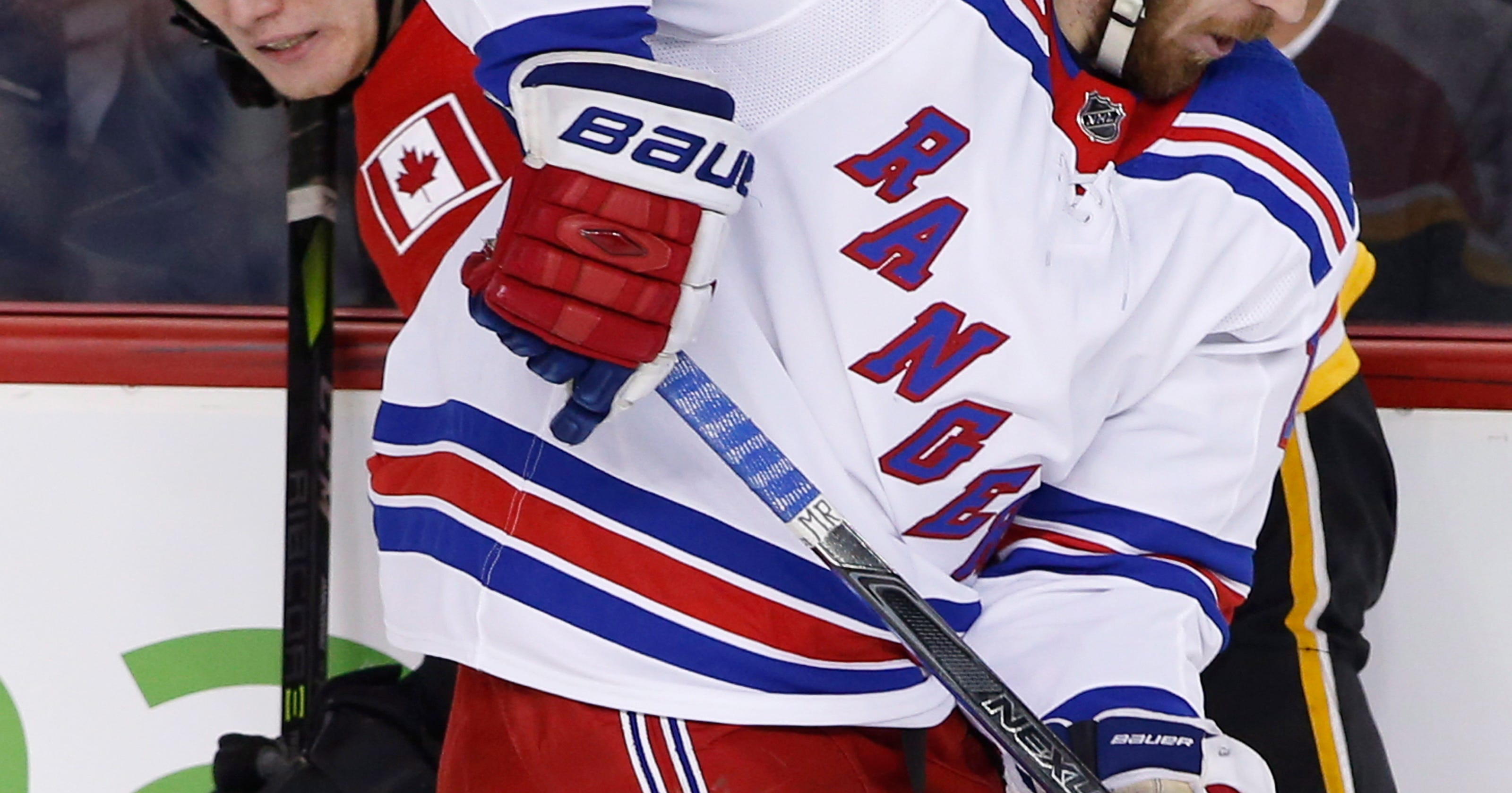 B Day Boy Lundqvist Sets Nhl Record With Another 50 Save Win