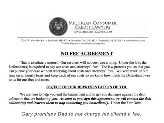 Credit Repair Attorney Accused Of Charging For Free Legal Service