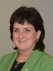 2014 file photo of West York Principal Janet May.