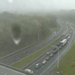 Rollover causes traffic backup on I-95 southbound