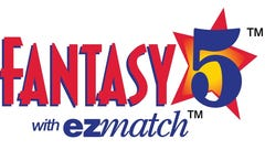 Winning Fantasy 5 lottery ticket, worth $81,458, purchased at Publix in Fort Pierce