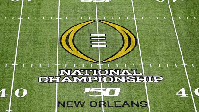 Clemson and LSU battled for the College Football Playoff national championship last season at the Superdome in New Orleans. The debate is already raging about whether this year's champion should carry an asterisk since the Big Ten and Pac-12 aren't playing.