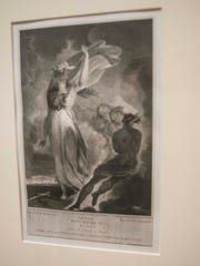 Boydell Shakespeare Gallery Engravings at MMFA.