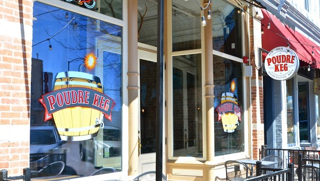 The Poudre Keg opened at 253 Linden St. on Wednesday.
