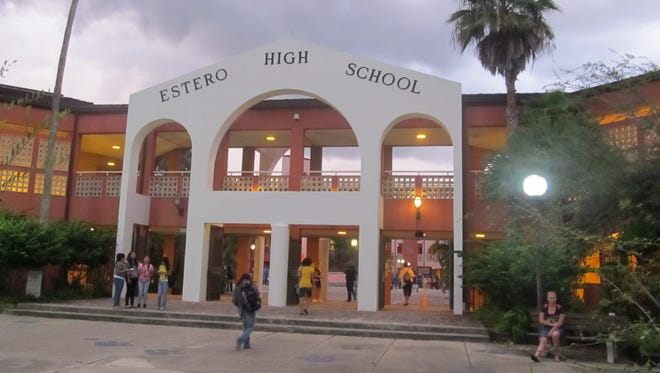 Estero High School ranked ninth of 28 schools to be named beautiful Florida high schools by Aceable, a driver's education company. Mariner High School took fifth.