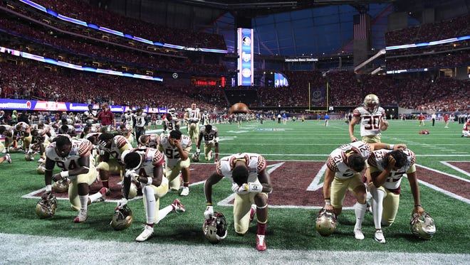 Although the entire Florida State athletic program may be experiencing several hardships, it's nothing that winning football games can't erase.