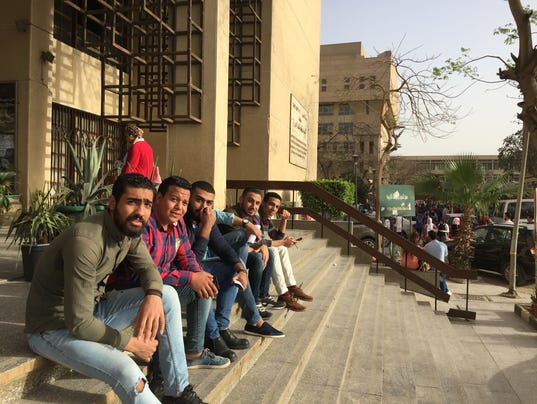 Faces of Egypt's Future