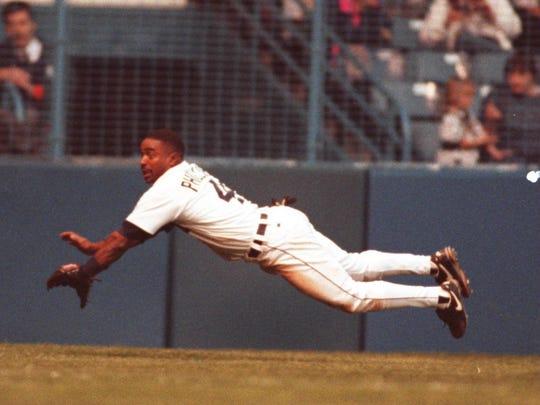 Former Detroit Tigers fan favorite Tony Phillips died
