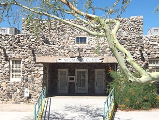 Casa Grande Woman's Club Building (1924)