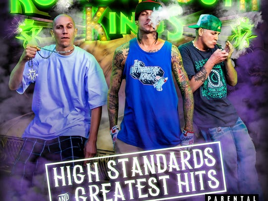 "The Kottonmouth Kings' newest album, ""High Standards and Greatest Hits"" will release later this month."