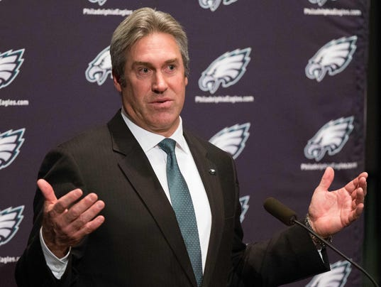 NFL: Philadelphia Eagles-Press Conference