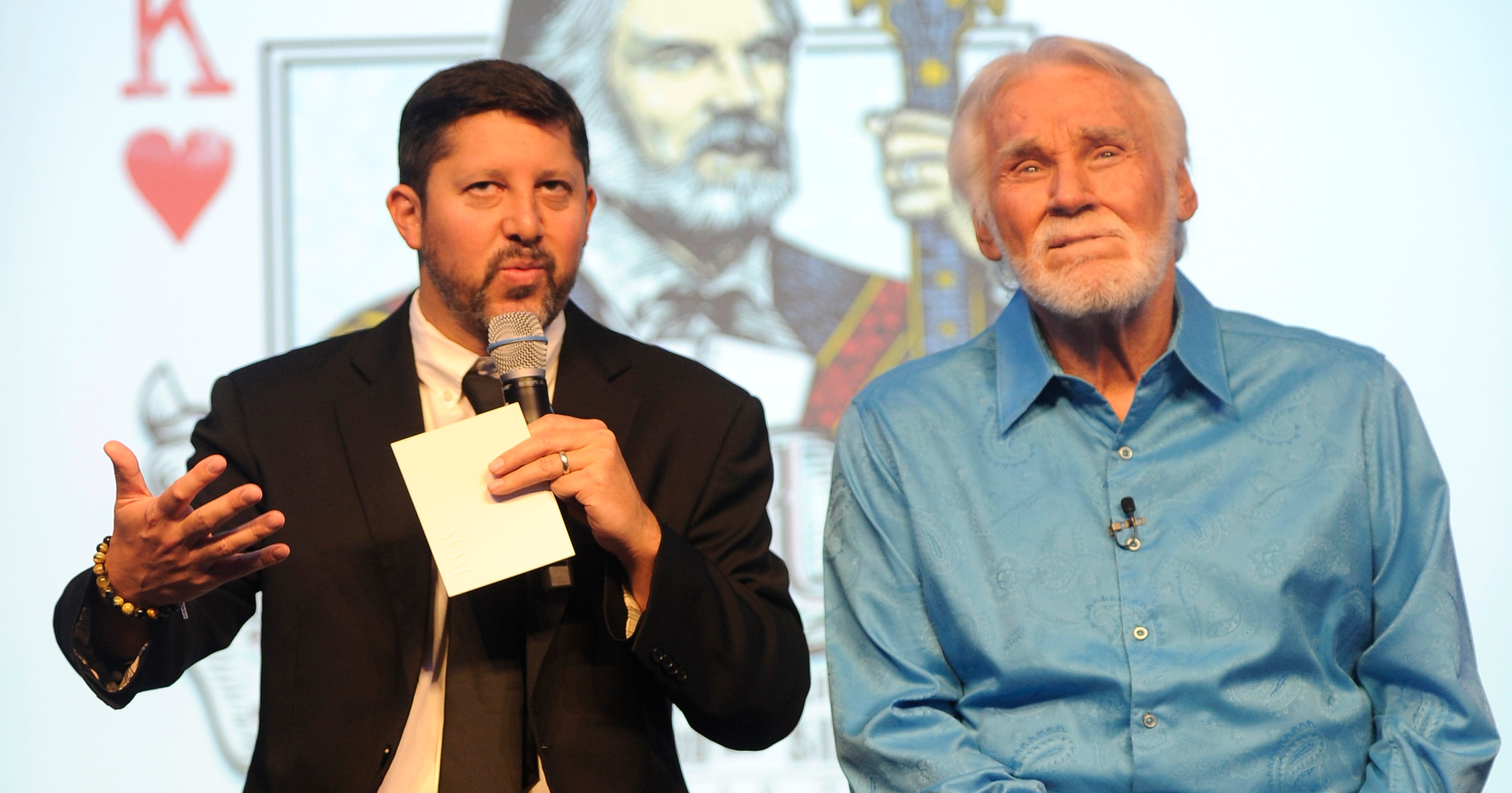 Kenny Rogers reveals final performance with Dolly Parton and ...
