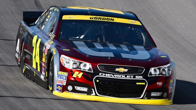 """""""Formula One is one of my favorites outside of our sport,"""" says four-time NASCAR Cup champion Jeff Gordon. """"I would love to be there watching it."""""""