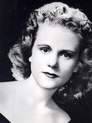 Civil Rights activist Viola Liuzzo