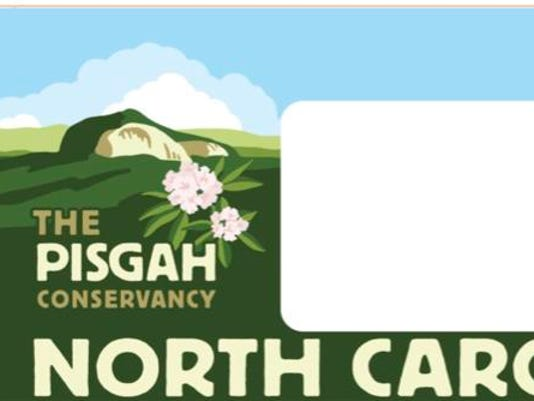 636344248700532209-Pisgah-Conservancy-License-Plate.jpg
