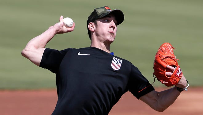 The Los Angeles Angels are closing in on a deal to sign the two-time Cy Young Award winner, a free agent trying to come back from hip surgery, according to a person with knowledge of the negotiations.