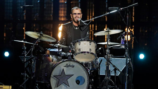 Ringo Starr will perform with his All-Starr Band in Binghamton on Sept. 18.