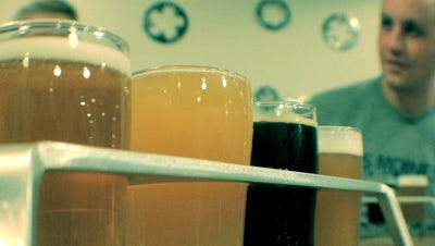 Iowa Brew Tours is offering bus excursions to local craft breweries.
