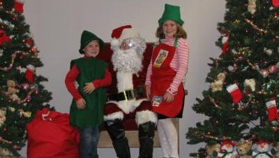 Santa and his elves have been busy preparing for the annual Christmas Jubilee Nov. 13 to 15 in Ruidoso.