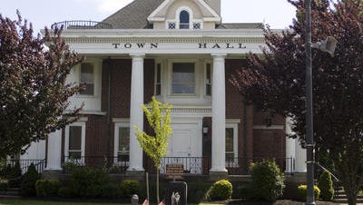 Toms River town hall.