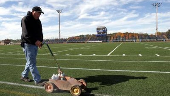 Mahopac High School football field will host the Section 1 Class AA, A and B championship football games on Nov. 5, 2016.