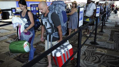 A heavy number of travelers are expected to depart Nashville International Airport on June 11-13, 2017, following the CMA and Bonnaroo music events.