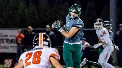 Patrick Herbert, from Sheldon High School, has committed to playing football at Oregon.