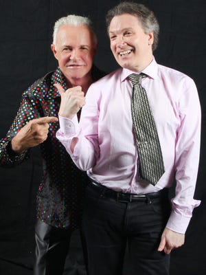 Michael Childers and Charles Busch
