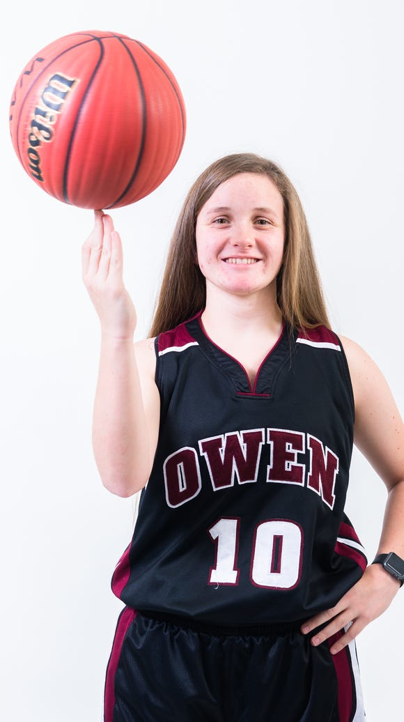 Kendal Marlowe is a senior at Owen High School.