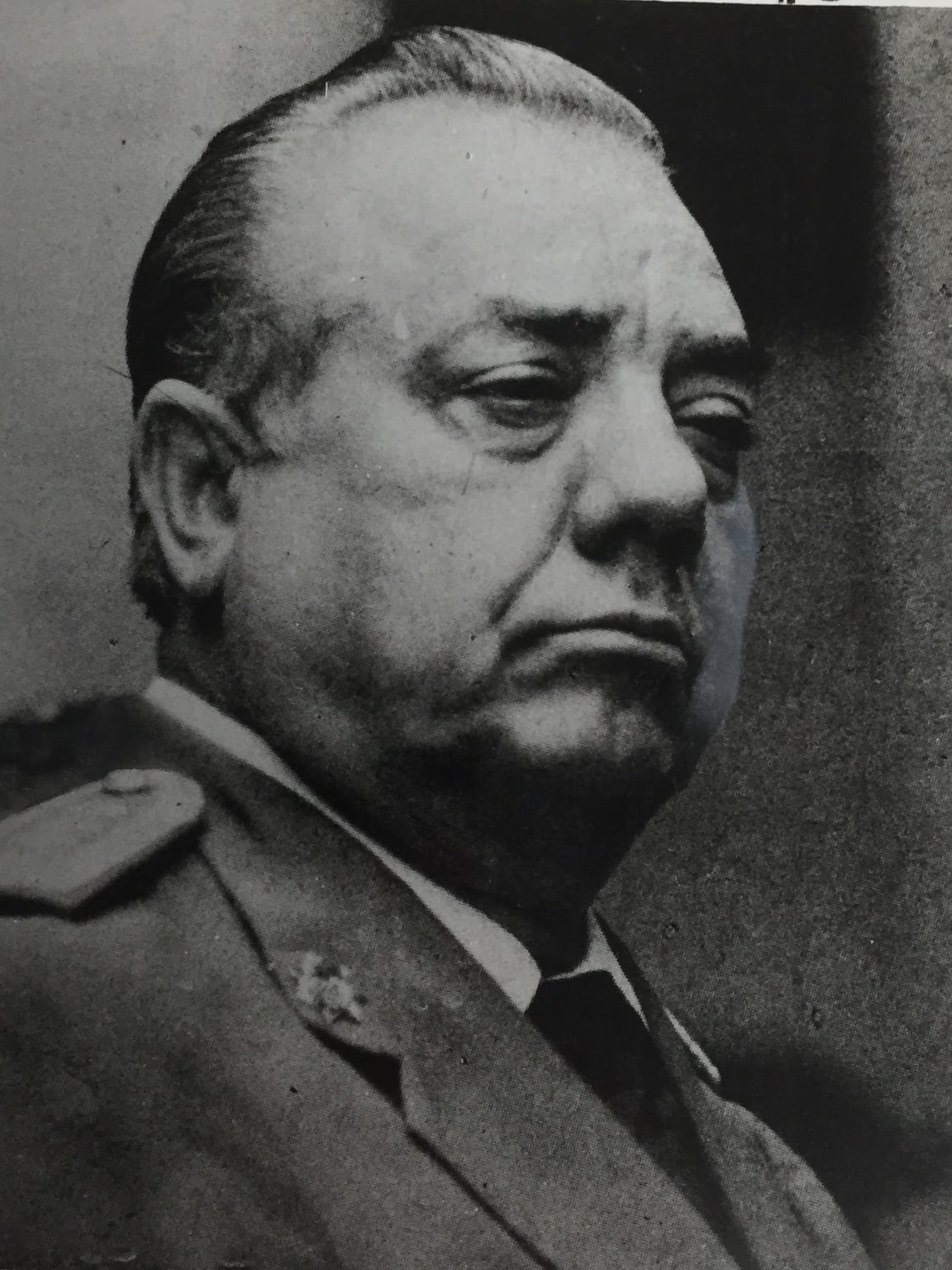 """Arturo Durazo Moreno, better known as """"El Negro,"""" reputedly built a fortune on extortion and bribery during his six years as Mexico City's police chief in the late 1970s. He died in 2000."""