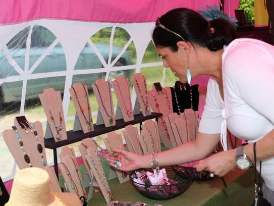 Arts and crafts vendors will be part of the Princess