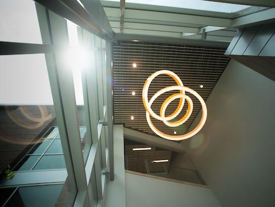 Inside Art and Design Building
