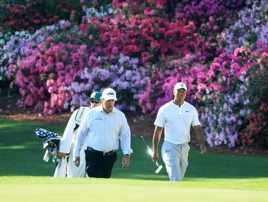 AUGUSTA, GA - APRIL 03:  Phil Mickelson of the United