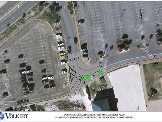 Crews will start construction on intersection improvements